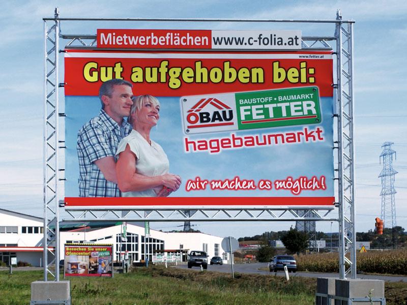 Banner Fetter