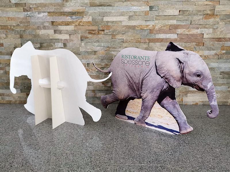 CNC Referenz Babyelefant