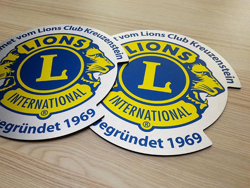 CNC Referenz Lions