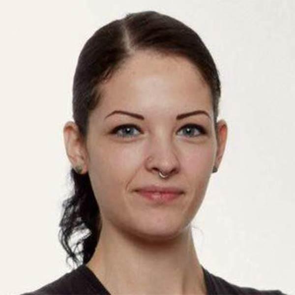Anna Moritz - Mitarbeiterin