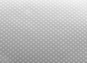 Blasenfreie Klebefolien mit Punktkleber