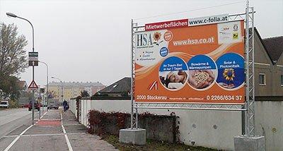 Werbefläche Korneuburg Kaserne